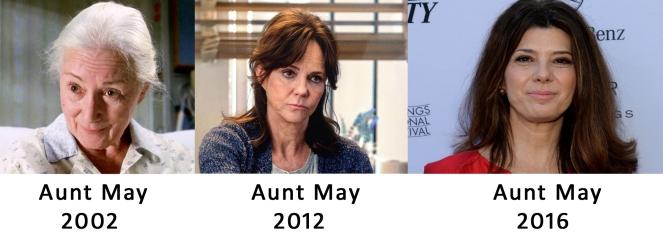 Aunt Mays